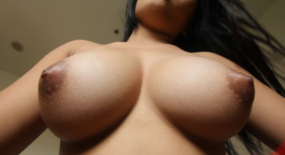 Big japanese boobs get tit fucked